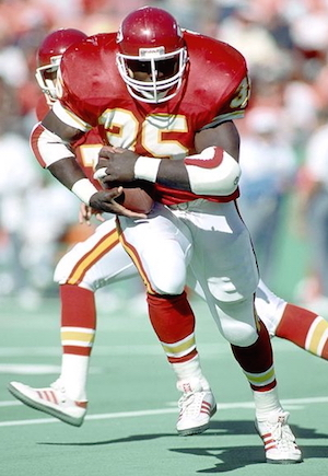 Christian Okoye  The Nigerian Nightmare Former Kansas City Chiefs Running Back