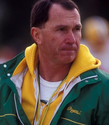 Rich BrooksFormer Oregon Ducks and St. Louis Ram Football Coach