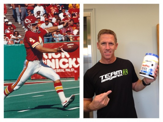 NFL All Pro Punter Bryan Barker Joins Isagenix | JJ Birden