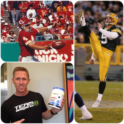 All Pro NFL Punter Bryan Baker Joins Isagenix | JJ Birden